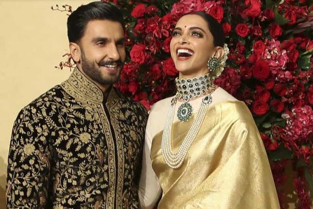 deepika padukone and ranveer singh wedding pics